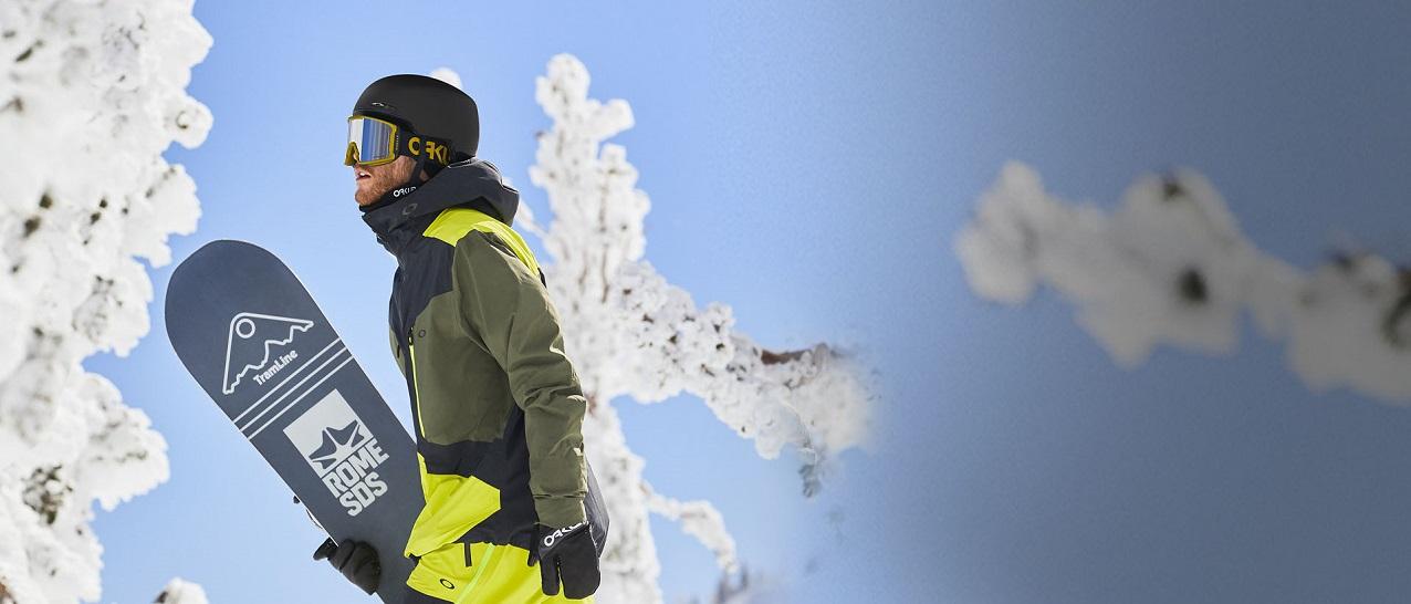 OAKLEY SNOWBOARD ODEĆA