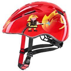 KACIGA UVEX KID 2 red fireman