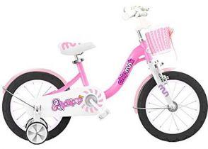 """BICIKL CHIPMUNK MM 16"""" pink"""