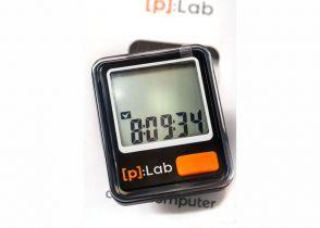 BRZINOMER P:LAB PB-5 black-orange