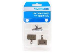 PLOČICE ZA DISK SHIMANO B01S RESIN / BR-M495 BR-M395 BR-T615 BR-TX805