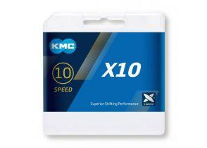 LANAC KMC X10 10 BRZINA SA BRZOM SPOJNICOM