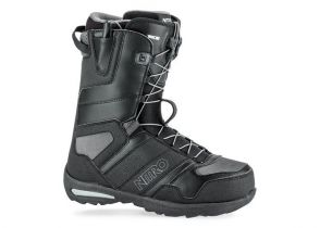 CIPELE SNOWBOARD NITRO VAGABOND TLS black