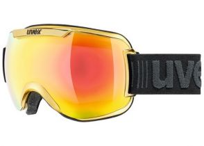 NAOČARE UVEX DOWNHILL 2000 FM yellow chrome-yellow clear