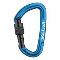 KARABINER SALEWA HOT G3 SCREW blue