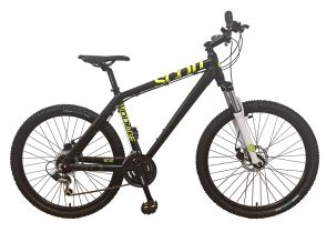 BICIKL SCOTT VOLTAGE YZ 10 black-yellow