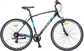 BICIKL POLAR FORESTER COMP black-blue