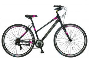 BICIKL POLAR ATHENA Rigid black-pink
