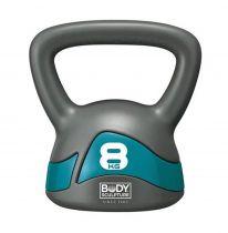 KETTLEBELL BW-117 8kg grey-green