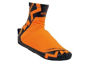 KAMAŠNE NORTHWAVE H2O WINTER HIGH fluo orange-black