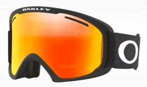 NAOČARE SKI OAKLEY O FRAME 2.0 PRO XL matte black-fire iridium & persimmon