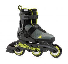 ROLERI ROLLERBLADE DEČIJI MICROBLADE FREE 3WD anthracite-lime