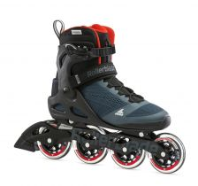 ROLERI ROLLERBLADE MACROBLADE 90 orion blue-spicy orange