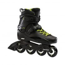 ROLERI ROLLERBLADE RB CRUISER black-neon yellow