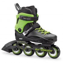 ROLERI ROLLERBLADE CYCLONE black-acid green