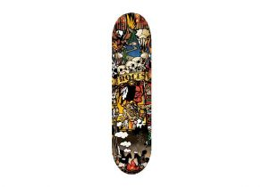ROCES SKATEBOARD INDIAN F