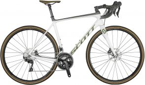 BICIKL SCOTT ADDICT 20 disc (CD22) pearl white