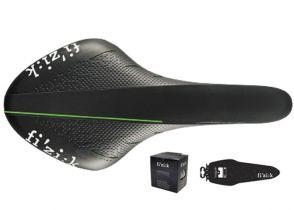 SEDIŠTE FIZIK ARIONE R3 LARGE CANNONDALE black-green+blatobran+traka volana