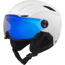 KACIGA BOLLE V-LINE VISOR S1-S3 black matte-photochromic blue