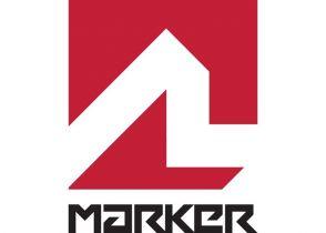 VEZ MARKER JUNIOR MTN 4.5 black-black BEZ PLOČA