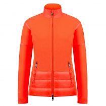 DUKS SKI POIVRE BLANC W20-1601-WO HYBRID FLEECE lava orange