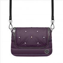 TORBICA PB W21-9096-WO RIVET rivet mulberry purple
