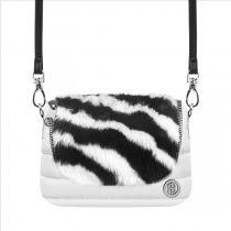 TORBICA PB W21-9096-WO BUBBLY zebra