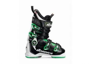 CIPELE NORDICA SPEEDMACHINE 120 black-white-green