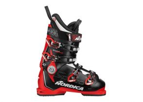 CIPELE NORDICA SPEEDMACHINE 110 black-red-white