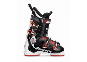 CIPELE NORDICA SPEEDMACHINE 100 black-white-red