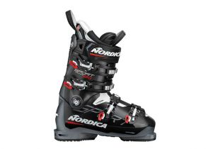 CIPELE NORDICA SPORTMACHINE 120 black-anthracite-red