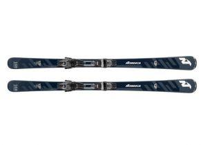 SKIJE NORDICA GT 76 CA blue TP2 COMPACT10 FDT (0C8020SA001)