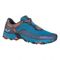 PATIKE SALEWA SPEED BEAT GTX premium navy-spicy orange