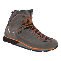 CIPELE SALEWA MTN TRAINER 2 WINTER GTX grey-fluo orange