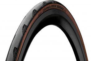 GUMA SPOLJAŠNJA 700x25C CONTINENTAL GRAND PRIX 5000 black/transparent Skin kevlar