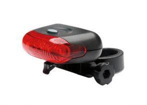 BLJESKALICA ZADNJA XC TL998 5 LED red