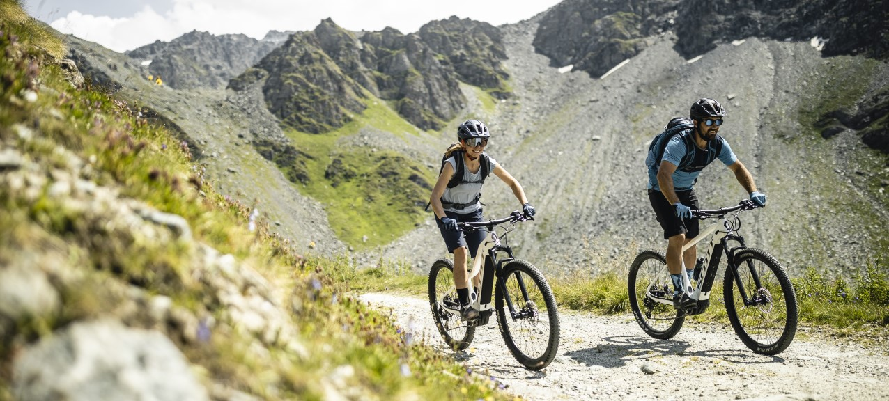 E-biciklisti više vežbaju